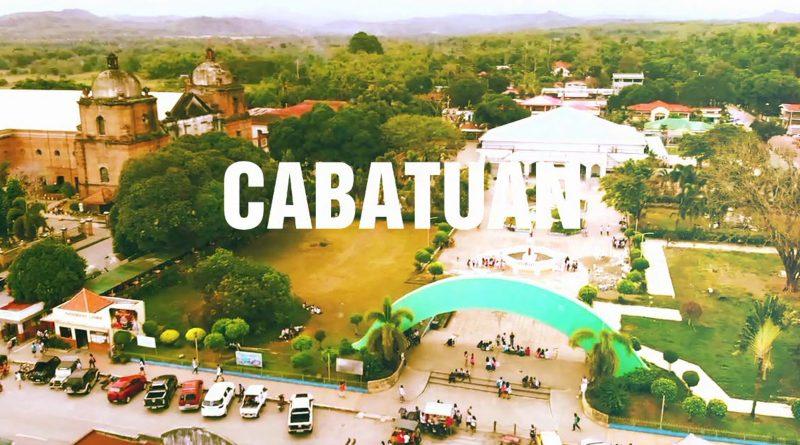 Cabatuan Aerial View