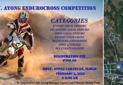 1st Brgy. Ayong EnduroCross Competition