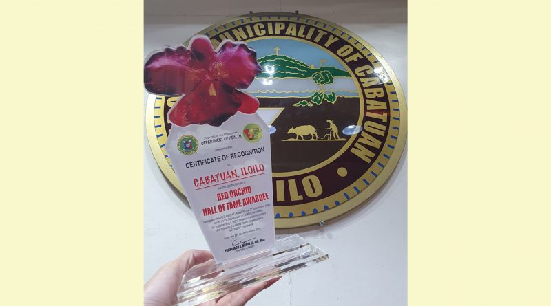 Red Orchid Award
